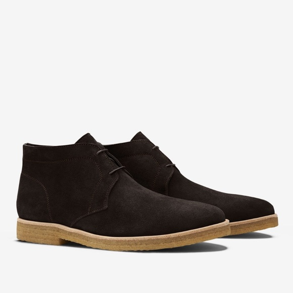Oliver Cabell Bombinate Men Boots in Chocolate